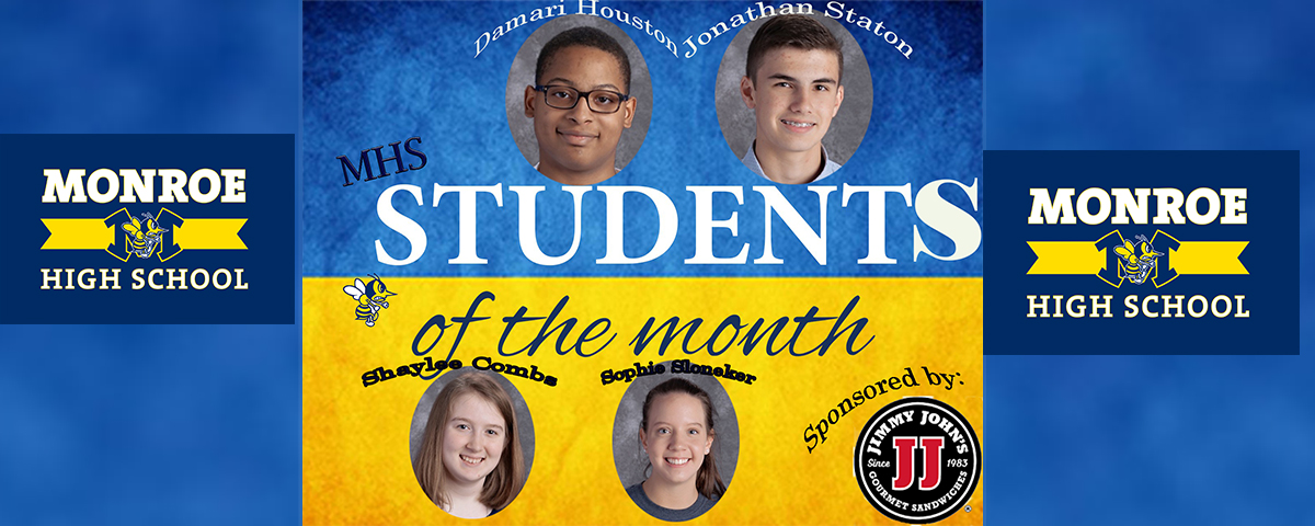 students of month
