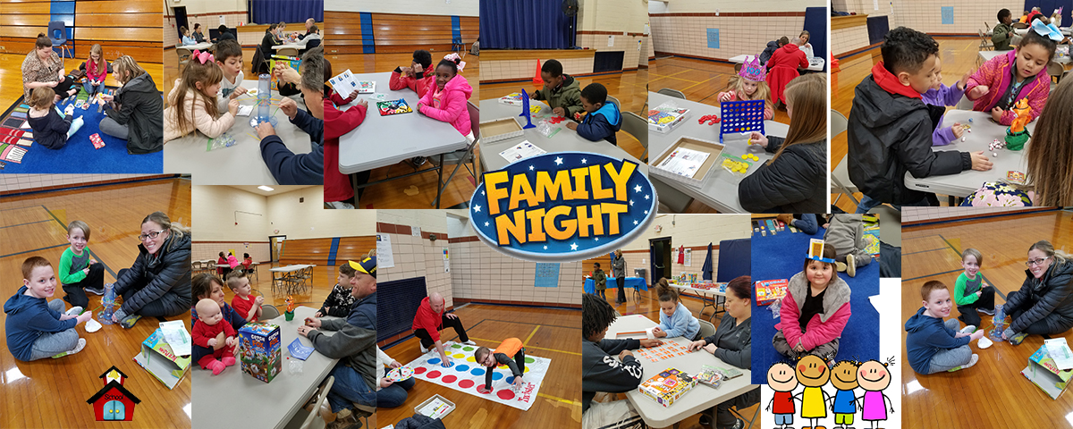 Title 1 family night